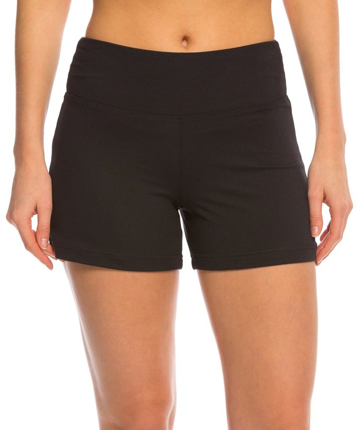Marika Balance Collection Flat Waist Yoga Shorts 8138927