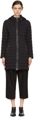 Mackage Black Down Calna Hooded Coat