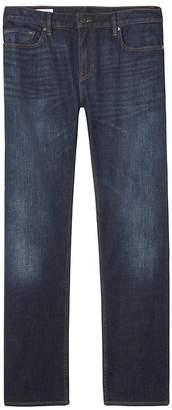 Banana Republic Straight Medium Wash Jean