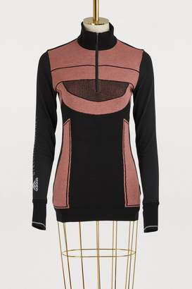 adidas by Stella McCartney Run Ultra Climaheat long-sleeved top
