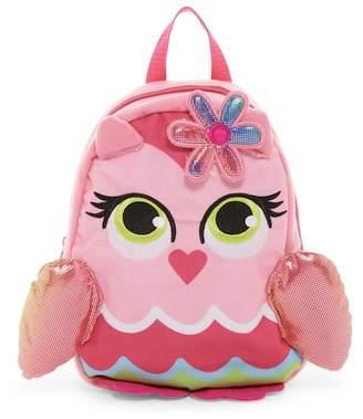 Confetti Mini Owl Backpack - 3D