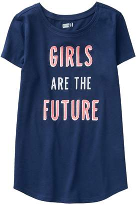 Crazy 8 Crazy8 Girls Are The Future Tee