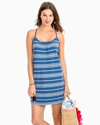 Southern Tide Sea Breeze Stripe Knit Dress