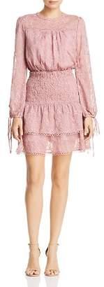 Aqua Smocked Lace Dress - 100% Exclusive