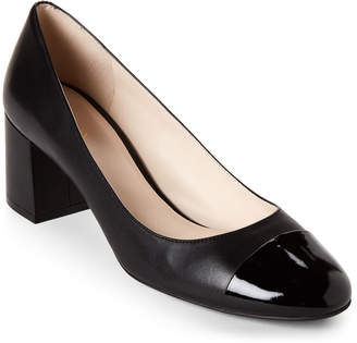5fbadf2abf1 Cole Haan Cap Toe Pumps - ShopStyle