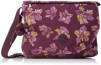 Kipling Orleane, Women's Cross-Body Bag, Mehrfarbig (Herridage Fl), (B x H T)
