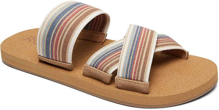 Roxy Women's Shoreside Flat Sandal