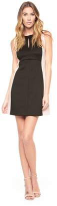 Juicy Couture Knit Colorblock Scuba Dress