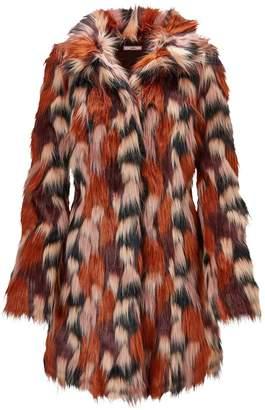 Funky Faux Fur Coat