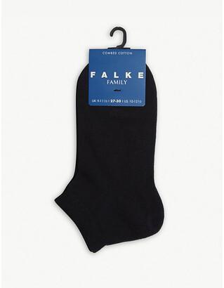 Falke Family cotton ankle socks