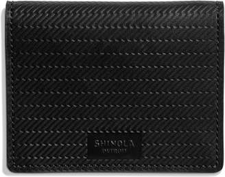 Shinola ID Card Wallet