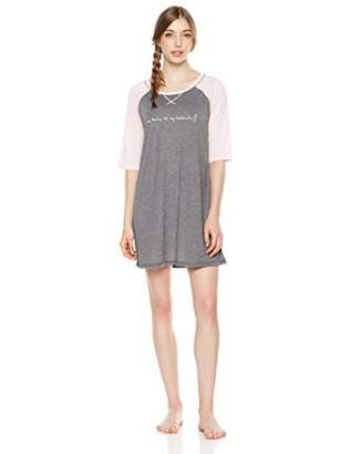 Charming Dove Women Knitted Nightgown