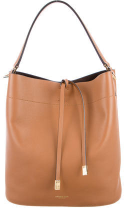 MICHAEL Michael Kors Michael Kors Miranda Large Leather Bucket Bag