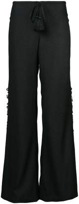 Figue super flared trousers