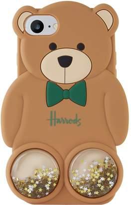 Harrods Silcone Bear iPhone6/7/8 Case