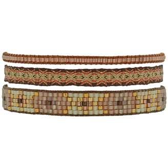 LeJu London - Multicolor Mix Bracelet Set
