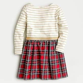 J.Crew Girls' mix-and-match dress