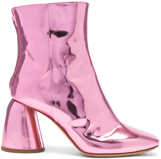 Ellery Patent Leather Jezebels Boots