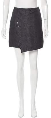 Balenciaga Jacquard Mini Skirt w/ Tags