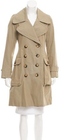 Burberry London Lightweight Trench Coat