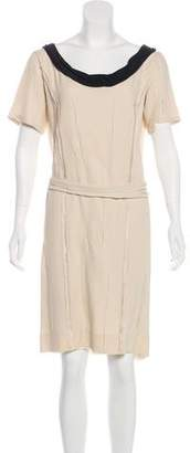Prada Knee-Length Shift Dress
