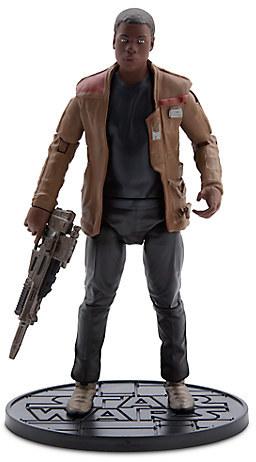 Finn Elite Series Die Cast Action Figure - 6 1/2'' - Star Wars: The Force Awakens