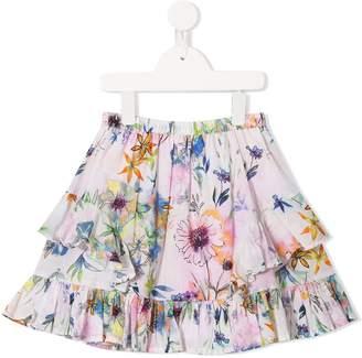 Tutu Du Monde tiered ruffle eden skirt
