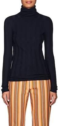 Derek Lam Women's Cashmere-Blend Turtleneck Sweater