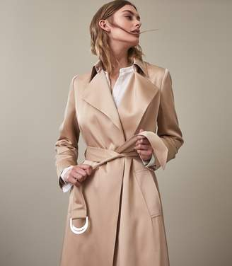 Reiss Darwin Summer Trench Coat