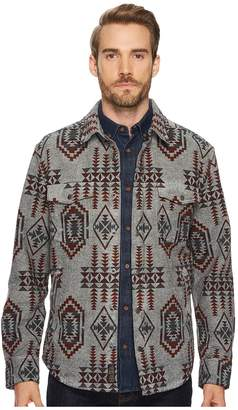 Lucky Brand Shirt Jacket Men's Coat