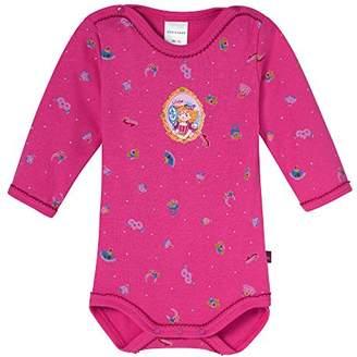 Schiesser Baby Girls 0-24m Body 1/1 Bodysuit,(Size: 074)