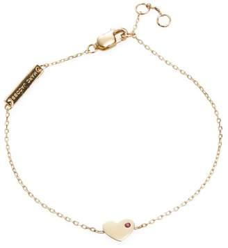Marc by Marc Jacobs Jewelry Women's Heart Charm Chain Bracelet
