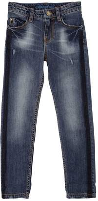 Zadig & Voltaire Skull Embroidered Stretch Denim Jeans