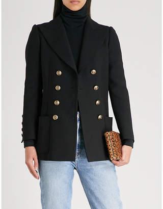 Philosophy di Lorenzo Serafini Double-breasted woven jacket