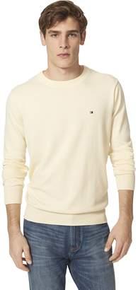 Tommy Hilfiger Men's Signature Solid C-Neck Sweater