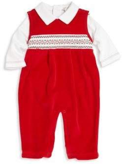 Kissy Kissy Baby's Bodysuit& Coverall Set