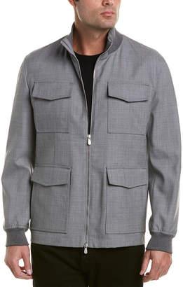 Brunello Cucinelli Wool-Blend Jacket