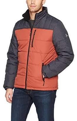 ZeroXposur Men's Flex Quilted Puffer Jacket