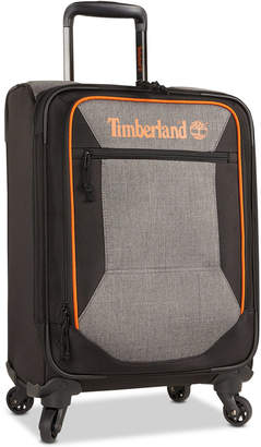 """Timberland Campton 19"""" Carry-On Lightweight Spinner Suitcase"""