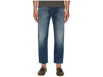 Vince Cropped Five-Pocket Jeans Men's Jeans