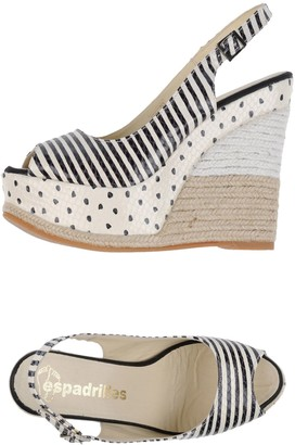 Espadrilles Sandals - Item 11259143DN