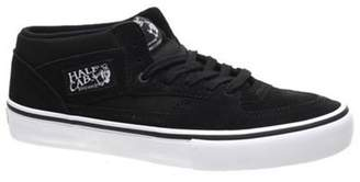 Vans Half Cab Pro Black/black/white Shoe Va38Cpb8C Adult 08