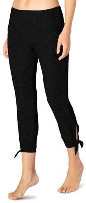 Beyond Yoga Keep It Easy Fold-Over Midi Sweatpants