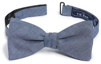 Men's The Tie Bar Cotton Bow Tie $19 thestylecure.com