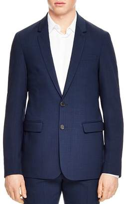 Sandro Notch Italian Slim Fit Sport Coat