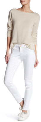 7 For All Mankind Gwenevere Skinny Ankle Jean $189 thestylecure.com