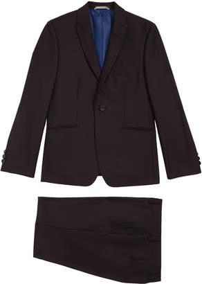 Andrew Marc Plain Two-Piece Suit
