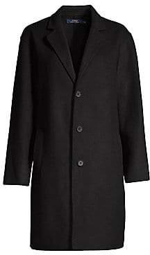 Polo Ralph Lauren Women's Wool Trench Coat