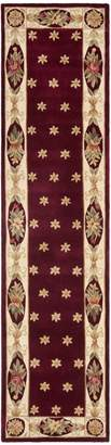 "Safavieh Naples Collection NA610C Handmade Multicolored Wool Runner, 2 feet 6 inches by 10 feet (2'6"" x 10')"