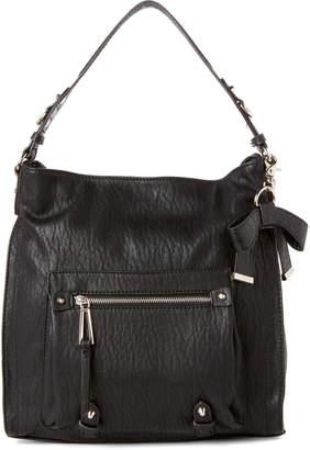 Jessica Simpson Black Tatiana Hobo Bag